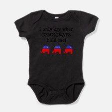 Funny Political Baby Bodysuit
