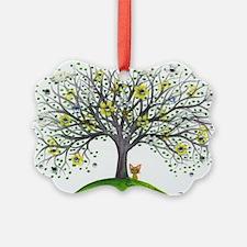 Poland Stray Cats Ornament