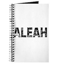 Aleah Journal