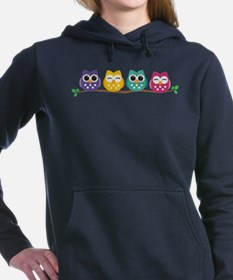 Cute Women's Hooded Sweatshirt