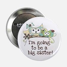 "Owls Future Big Sister 2.25"" Button"