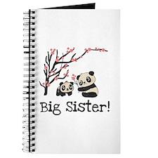 Panda Bears Big Sister Journal