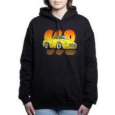 Cute Roadster Women's Hooded Sweatshirt