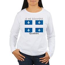 Unique Quebec T-Shirt