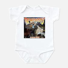 32-Official Team Freakdaddys  Infant Bodysuit