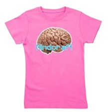Funny Mind Girl's Tee