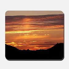 Western Sunset Mousepad