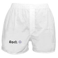 Rock Star of David Boxer Shorts