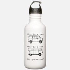 VW Bus Water Bottle