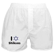 i heart shiksas Boxer Shorts
