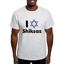 i heart shiksas T-Shirt