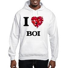 I Love My BOI Hoodie