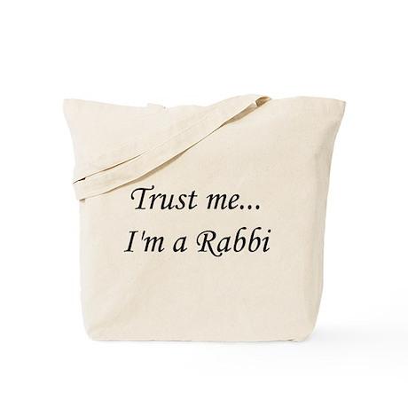 I'm a Rabbi Tote Bag