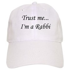I'm a Rabbi Baseball Cap