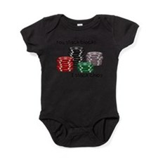Cute Chips Baby Bodysuit