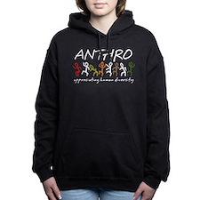 Unique Archaeology Women's Hooded Sweatshirt