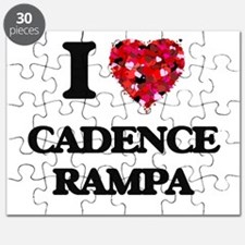 I Love My CADENCE RAMPA Puzzle