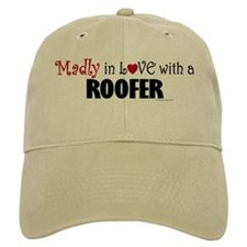 Madly In Love (Roofer) Baseball Cap