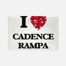 I Love My CADENCE RAMPA Magnets