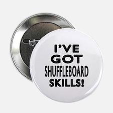"Shuffleboard Skills Design 2.25"" Button (100 pack)"