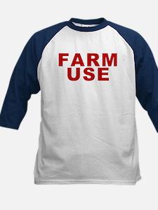 Farm Use Kids Baseball Jersey