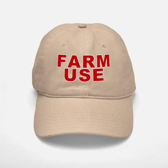 Farm Use Baseball Baseball Cap