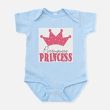 Cute Portuguese baby Infant Bodysuit