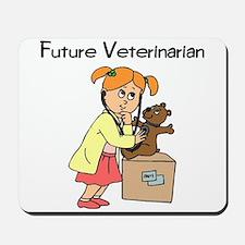 Future Veterinarian 2 Mousepad