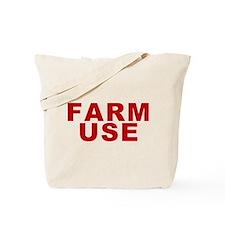 Farm Use Tote Bag