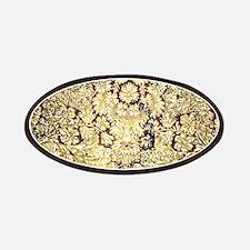 Vintage, wonderful damask Patch