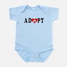 Adopt Westie Body Suit