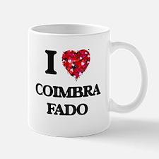 I Love My COIMBRA FADO Mugs