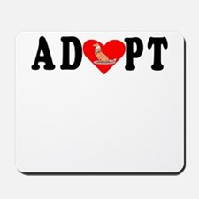 Adopt Collie Mousepad