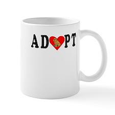Adopt Brussels Griffon Mugs