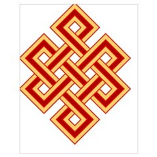 Endless Knot Poster