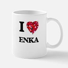 I Love My ENKA Mugs