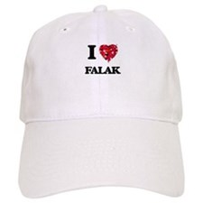 I Love My FALAK Baseball Cap