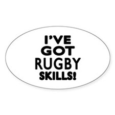Rugby Skills Designs Decal