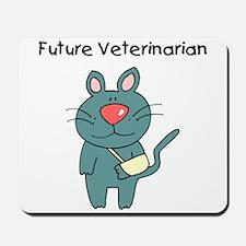 Future Veterinarian 3 Mousepad
