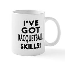 Racquetball Skills Designs Mug