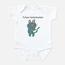 Future Veterinarian 3 Infant Bodysuit