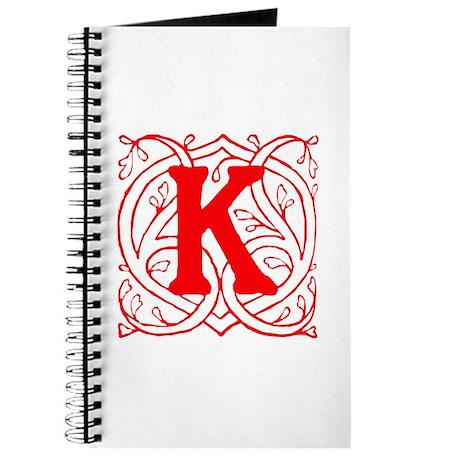 Initial K Journal