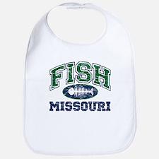 Fish Missouri Bib