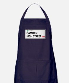 Camden High St, London, UK Apron (dark)