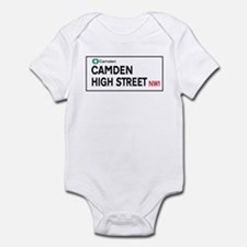 Camden High St, London, UK Infant Bodysuit