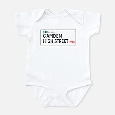 Camden High St, London, UK Onesie