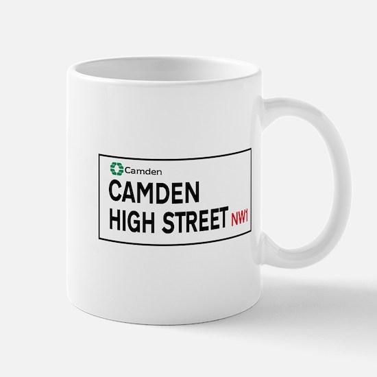 Camden High St, London, UK Mug
