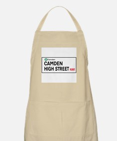Camden High St, London, UK Apron