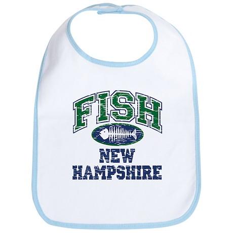 Fish New Hampshire Bib