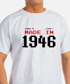 MADE IN 1946 SCORE 69 T-Shirt